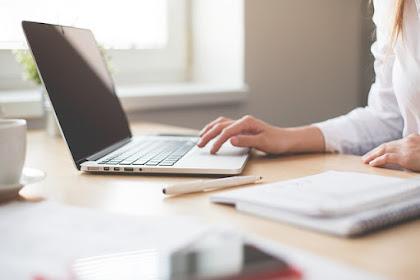 Cara Kerja Online Mudah Dirumah Mendapatkan Gaji Bayaran Besar Hanya Dari Rumah