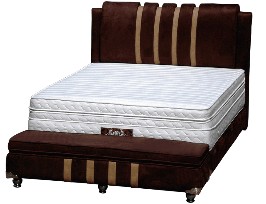 Harga Spring Bed Bigland Lovely Wedding Bed di Purwokerto