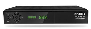 Receiver Canggih Matrix Turbo III Spark Support Power vu