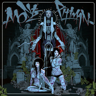 "Το album του Monte Pittman ""Inverted Grasp of Balance"""