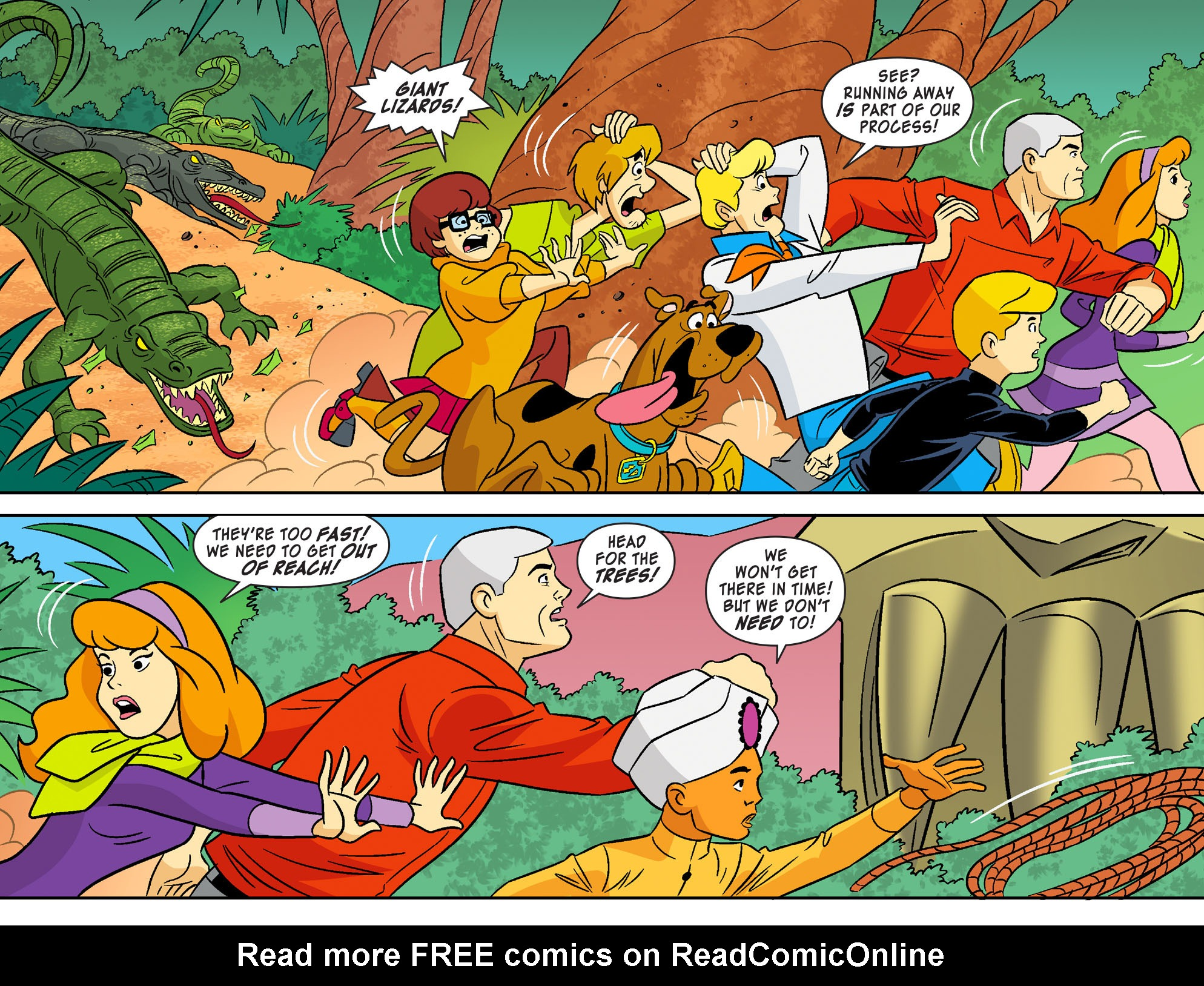 Read online Scooby-Doo! Team-Up comic -  Issue #20 - 10