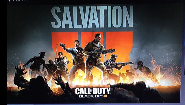 Se filtra el cuarto DLC de Black Ops 3 llamado Salvation