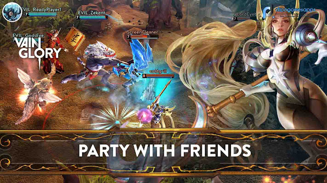 Download Vainglory MOD APK Terbaru 2018