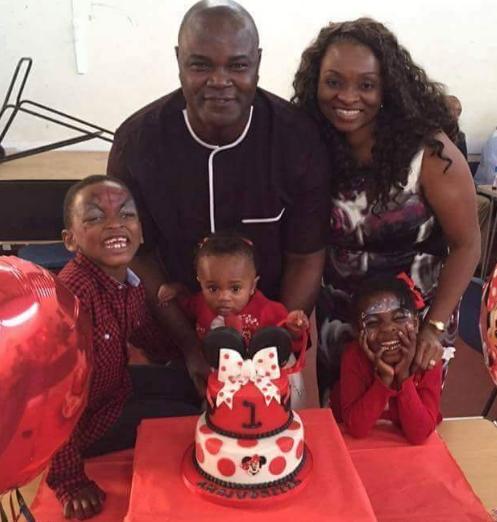 Ken Atsuete family