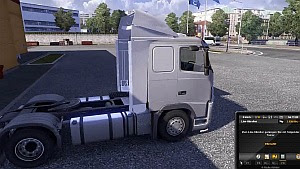 Volvo C cab With Spoiler by MSrihardi