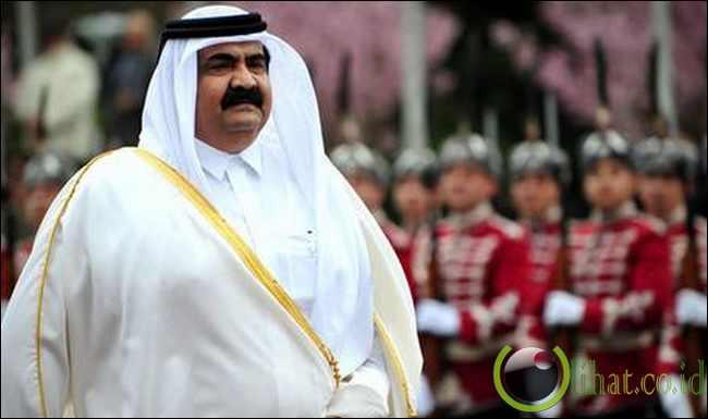Sheikh Hamad Bin Khalifa (Qatar) - 4.415 Mil
