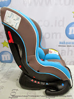 Convertible Baby Car Seat CocoLatte CL898 Grup 0 dan 1 (New Born - 18kg)