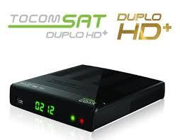 DUMP CONFIGURADA TOCOMSAT DUPLO HD + PLUS V2.37 - 04-02-2016