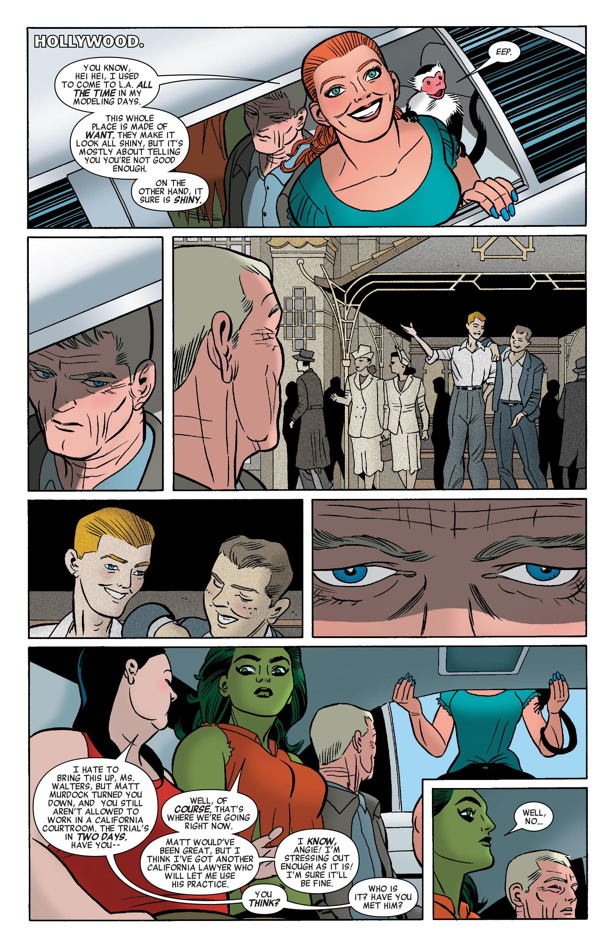 Read online She-Hulk (2014) comic -  Issue #8 - 16