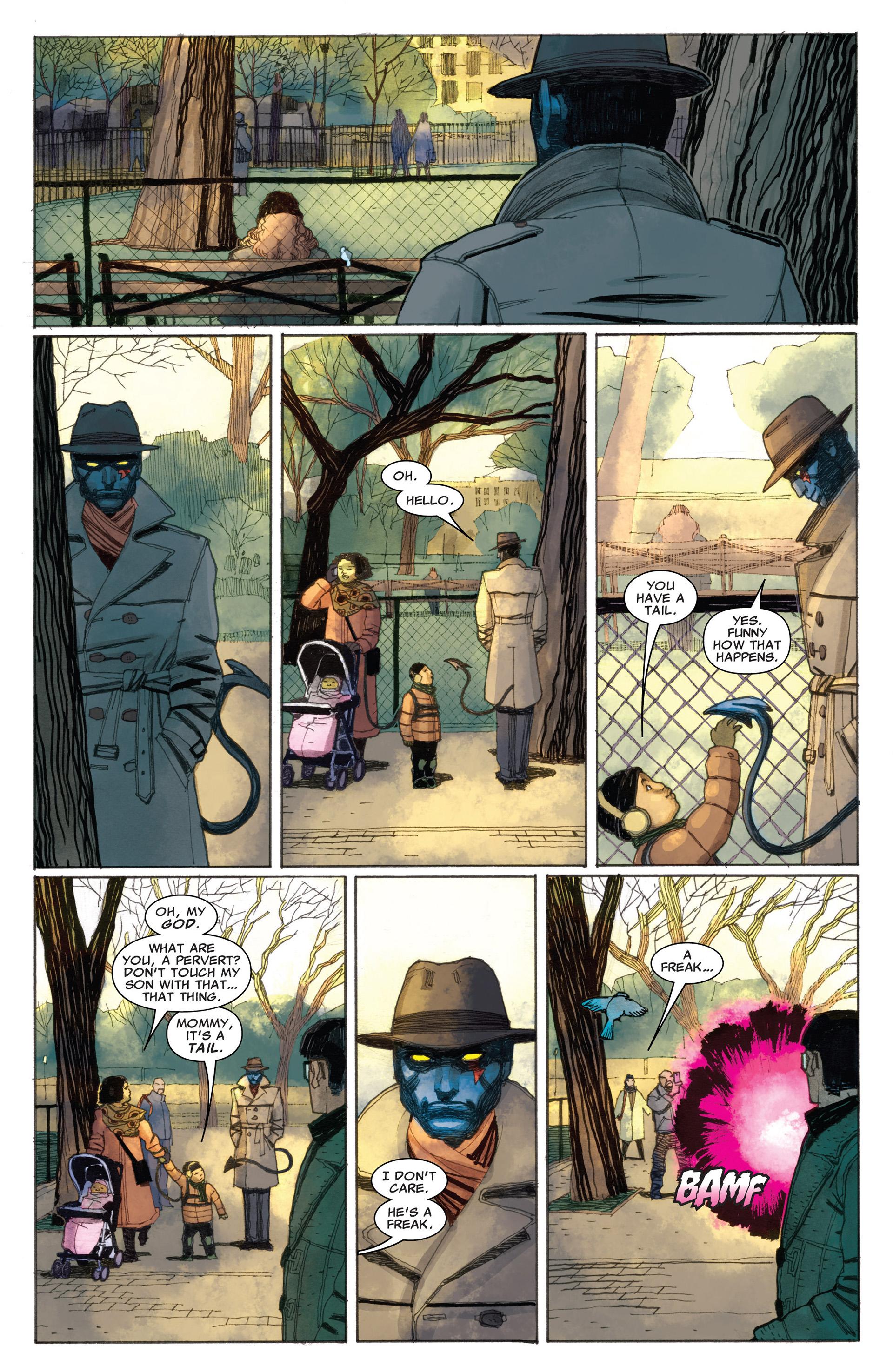 Read online Astonishing X-Men (2004) comic -  Issue #59 - 6