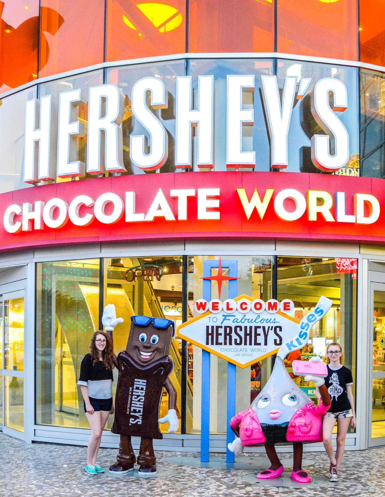 Hershey's World Las Vegas