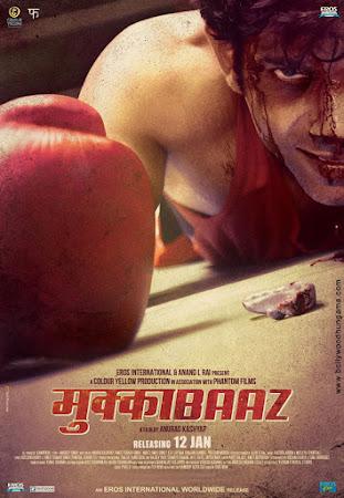 Mukkabaaz (2018) Movie Poster