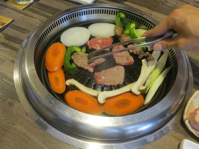 Jingisukan BBQ