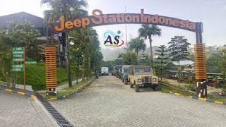 jeep station indonesia resort