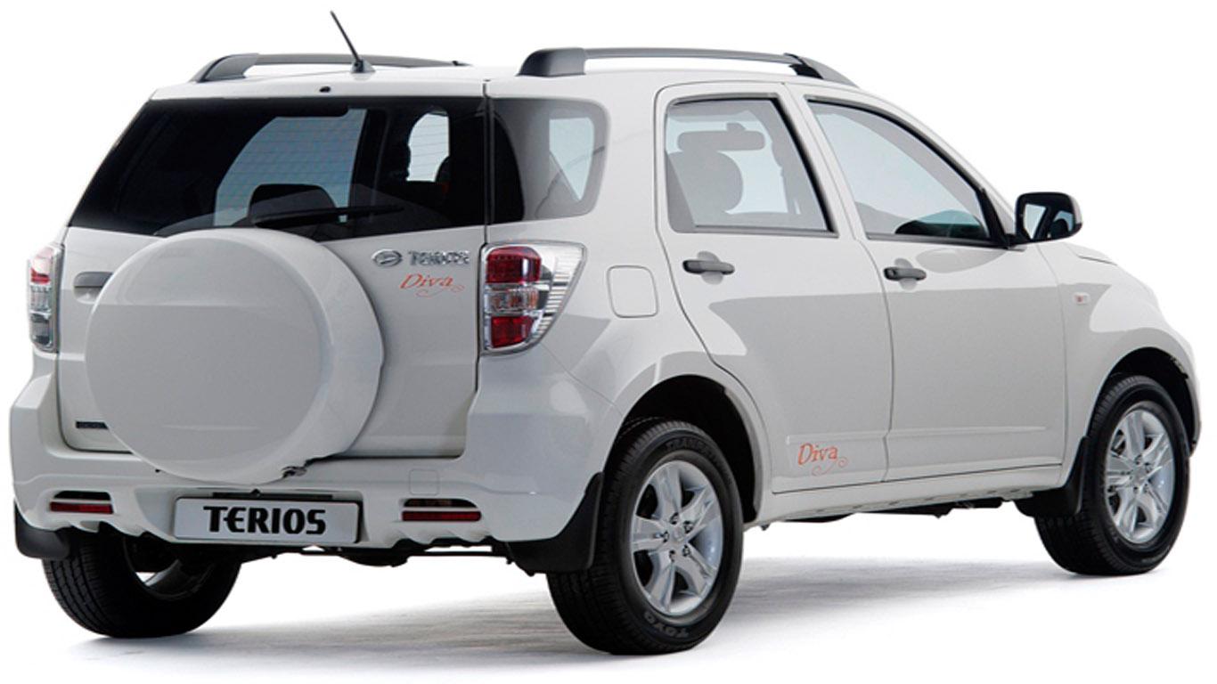Daihatsu Terios 2013: A Small And Efficient Road