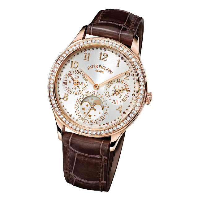 Patek Philippe Ladies First Perpetual Calendar Ref 7140 Watch