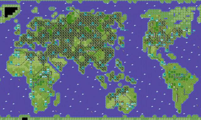 Civilization Big Map