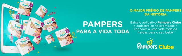 """Promoção Pampers Clube"""