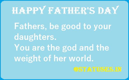 happy fathers day images for girls