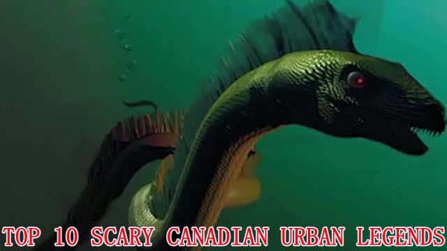 Scary Canadian Urban Legends