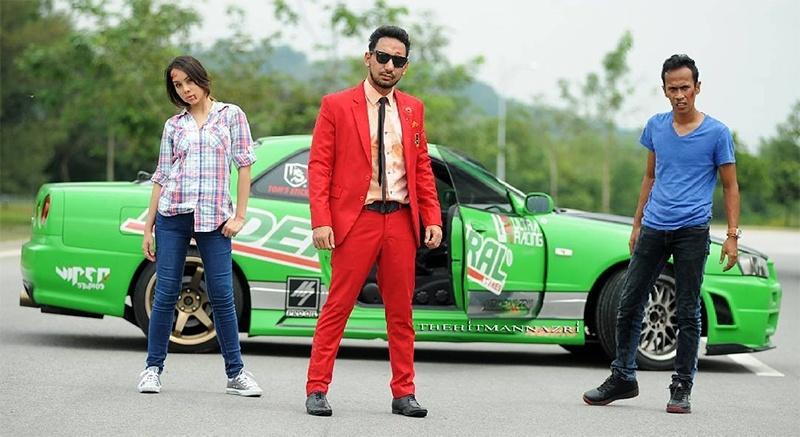 pelakon bang long fadil 2