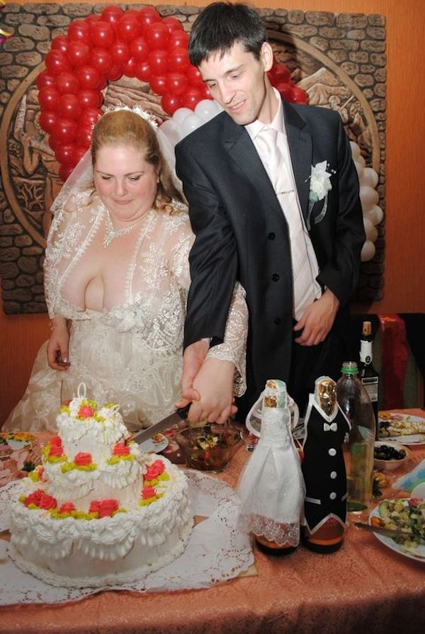 Worst Wedding Photos Teroes