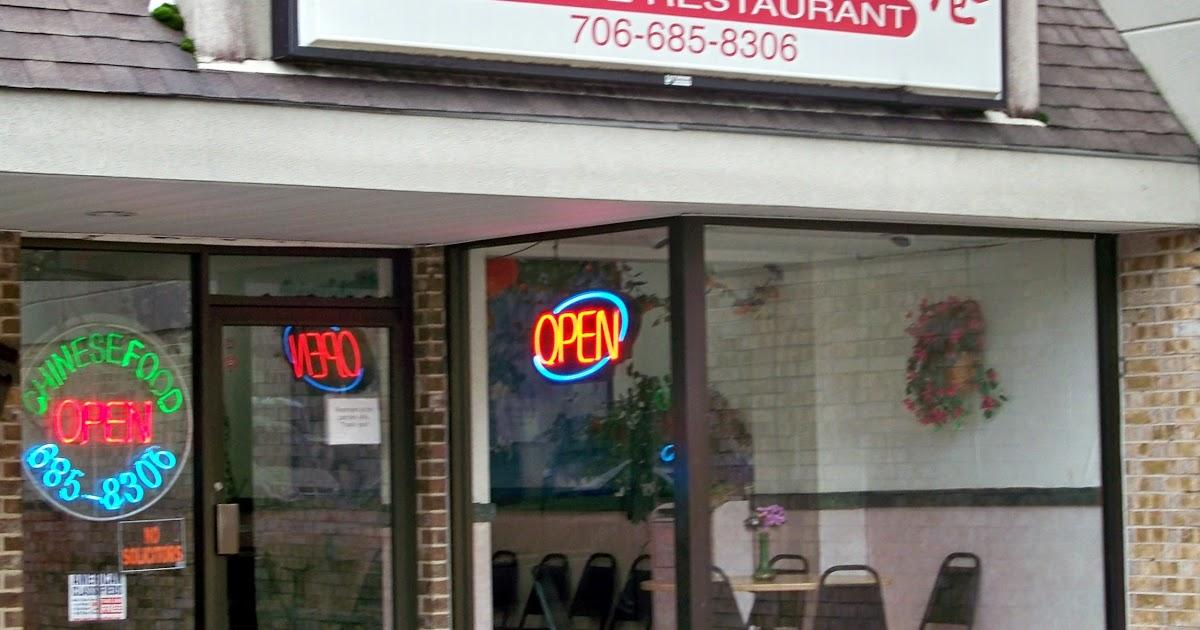 Chinese Food Take Out Columbus Ga