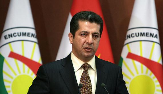 avrupa birligi heyeti kurdistan bolgesi nde