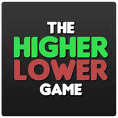 Download Game The Higher Lower Game APK Android
