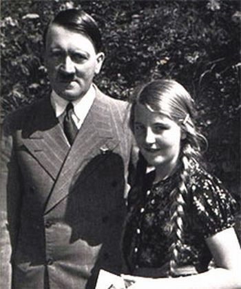 franco and hitler relationship with niece