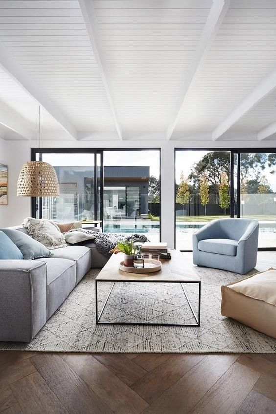 geniales ideas de decoración para sala de estar 150 Fotos De Decoracin De Salas Y Gua Completa Para