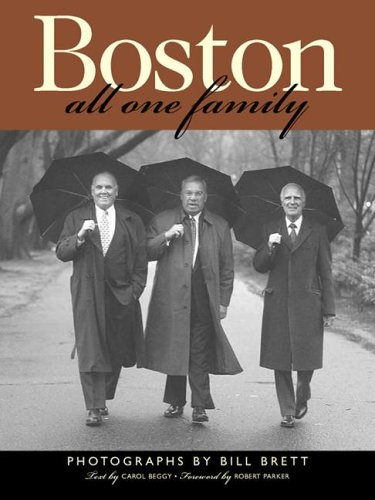 Boston, All One Family by Bill Brett and Carol Beggy