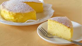 Easiest Japanese Cheesecake Recipe