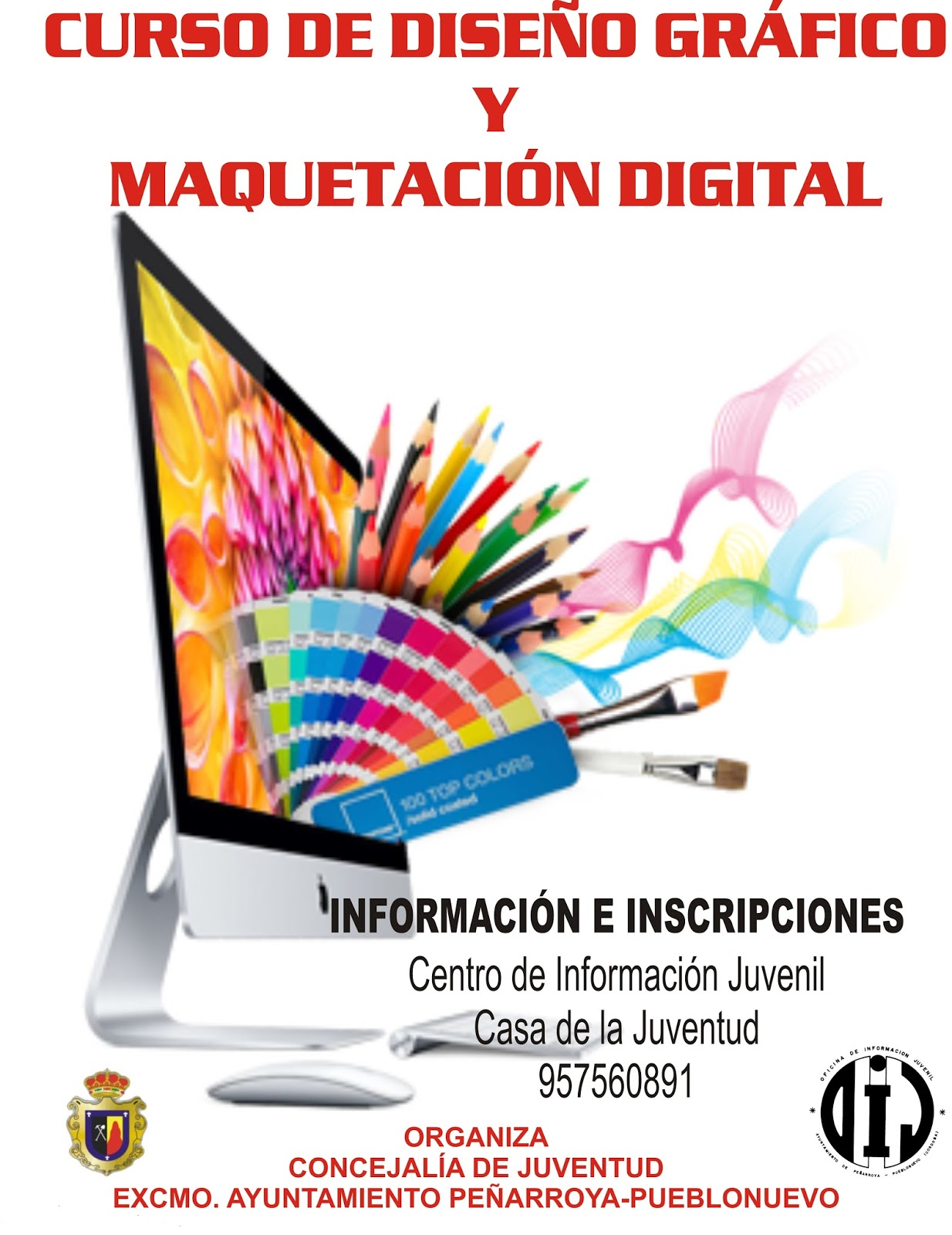 Cursos de dise o grafico madrid for Curso de diseno grafico