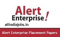 Alert Enterprise Placement Papers