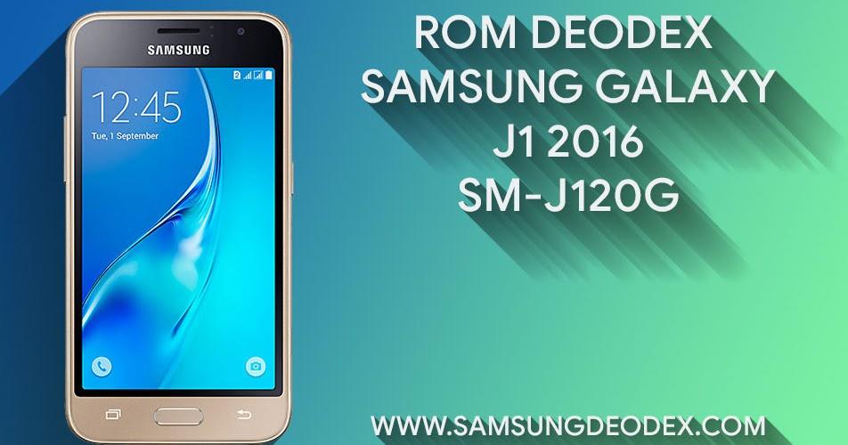 ROM DEODEX SAMSUNG J120G - Samsung Deodex
