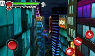 Download Spiderman Total Mayhem Apk+Data