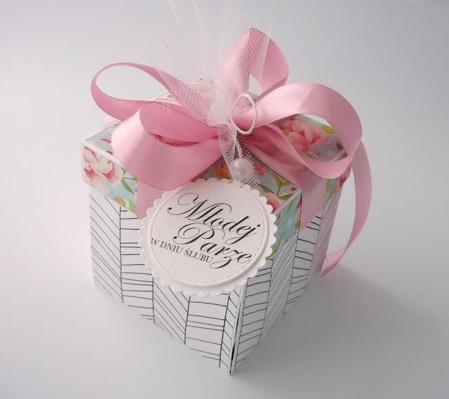Ślubne pudełko