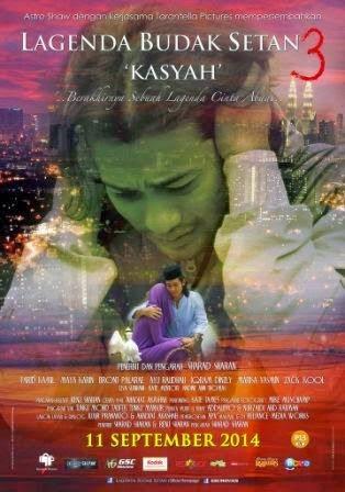 Lagenda Budak Setan 3 'Kasyah' [2014]