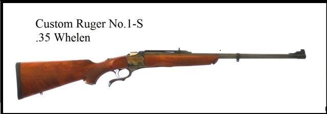 AMMO AND WEAPONS / MUNICIJA I ORUŽJE :  35 Whelen - 9 × 63mm