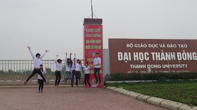 Trường Đại học Thành Đông tuyển sinh năm 2019