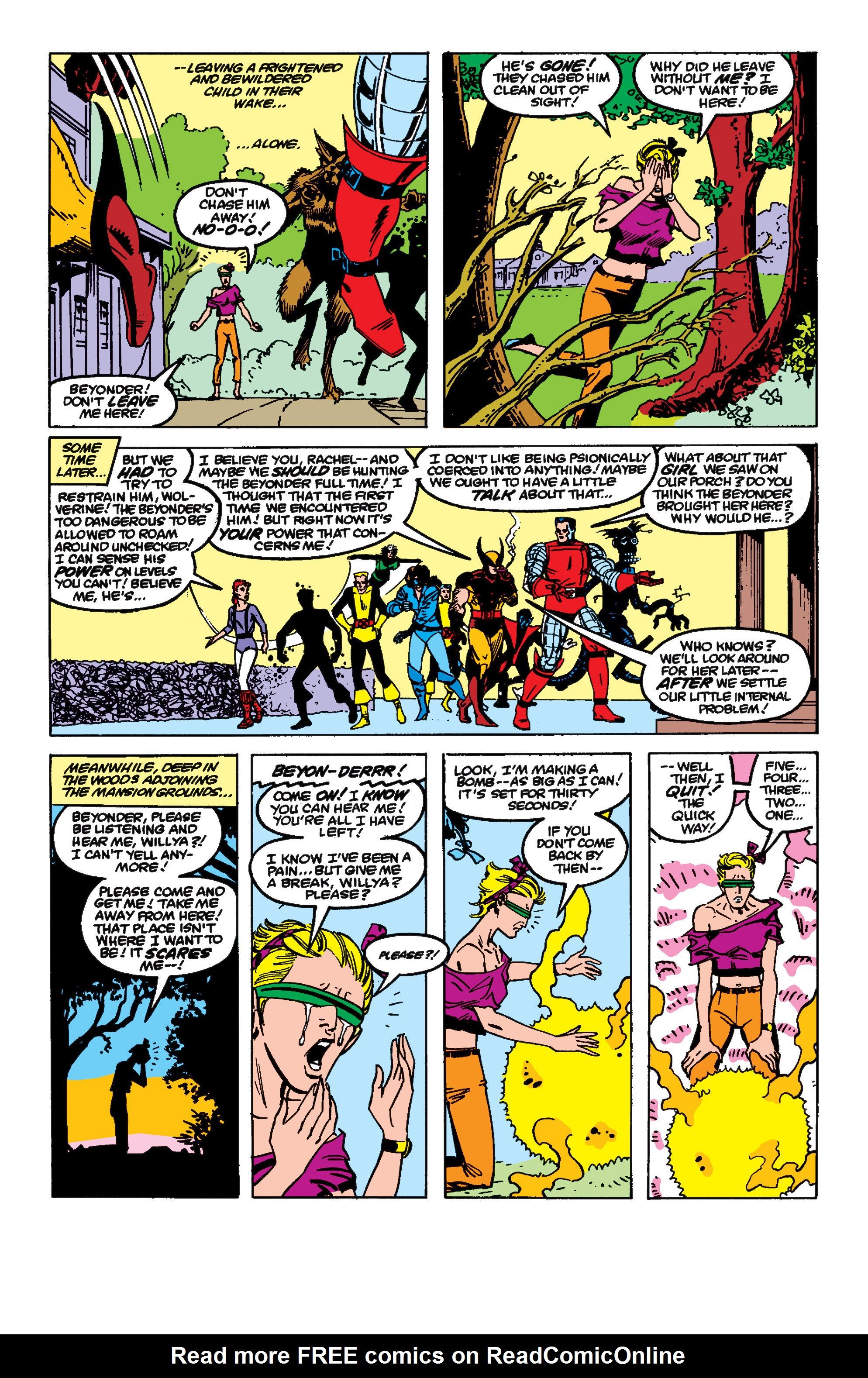 Read online Secret Wars II comic -  Issue #5 - 12