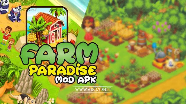 Farm Paradise Mod Apk
