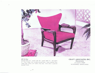 adrian pearsall chair designs dining seat covers john lewis 2291 c designed for craft associates hm duke