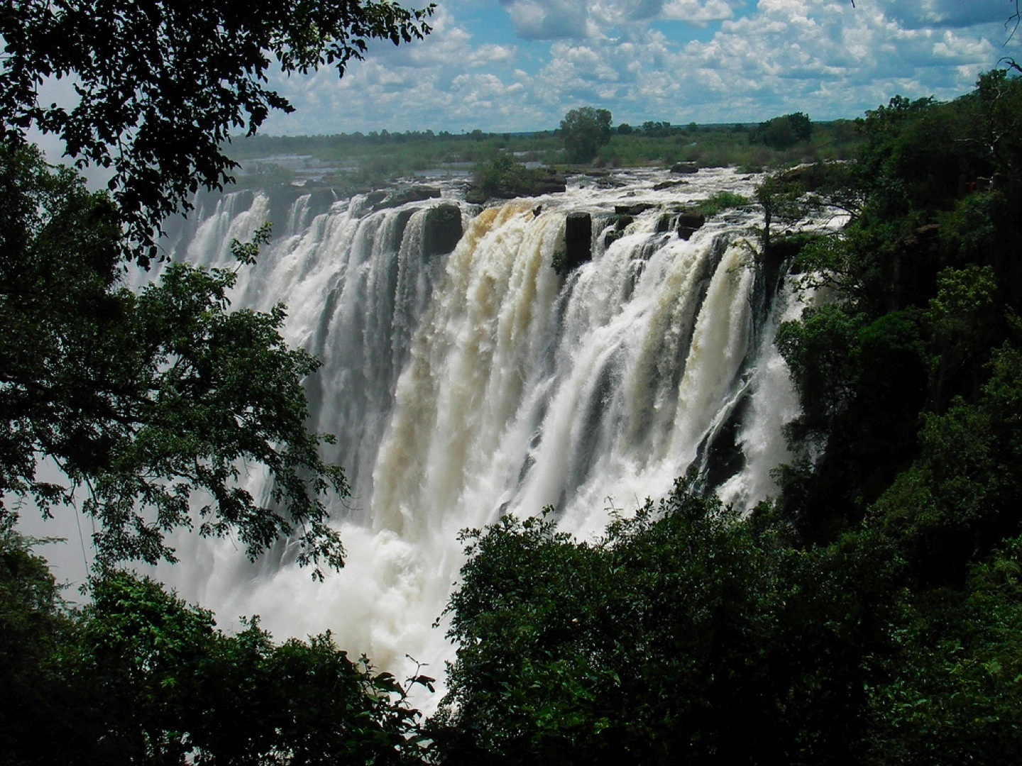 Travelencyclopedia: Enchanting Eight Highest Waterfalls Of