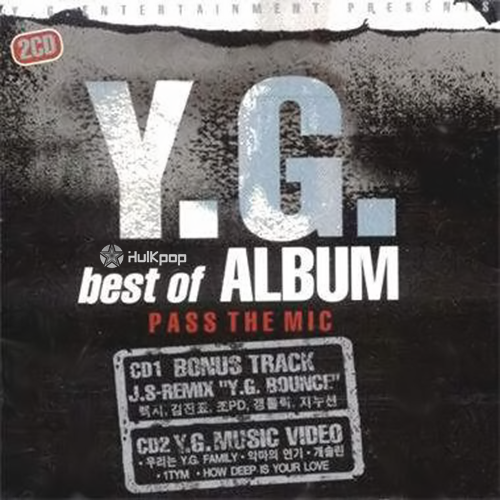 Y.G Family – Y.G. BEST OF ALBUM