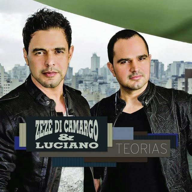 4a400ce49 Zezé Di Camargo   Luciano tendem para o rock no primeiro EP da dupla