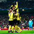 BVB busca empate com Real Madrid, bate recorde histórico e se classifica em primeiro