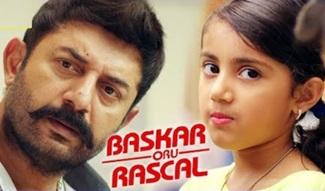Arvind Swamy impressed with Baby Nainika | Master Raghavan | Soori