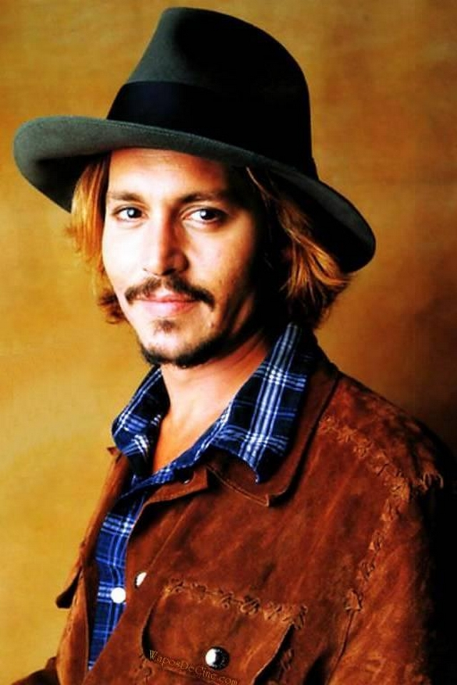 Animal Photo Wallpaper Johnny Depp Smile Download Iphone Ipod Touch Android